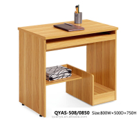 Home study room desk /Modern melamine office desk side table