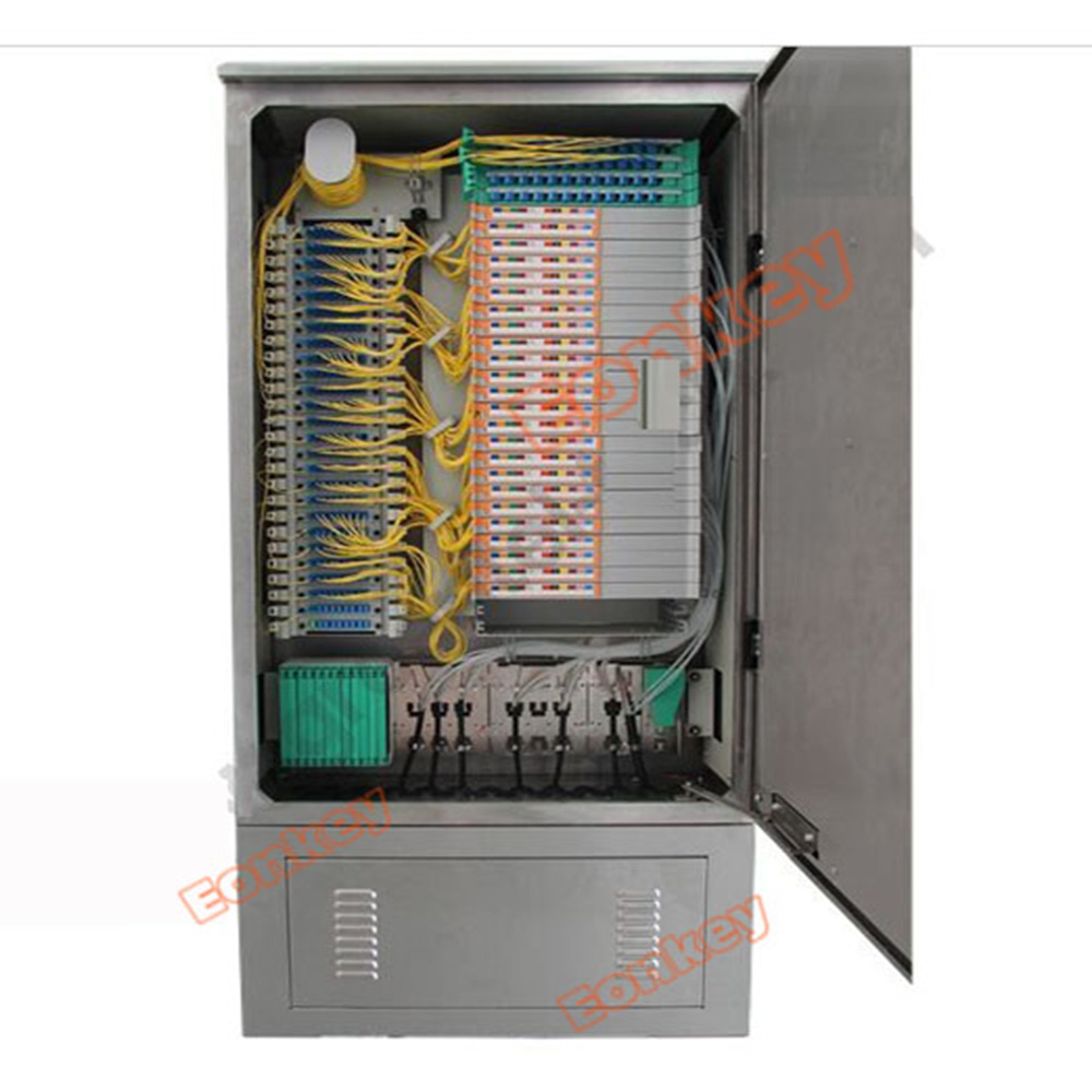 96 Fibers Outdoor Smc Fiber Cabinet, 96 Fibers Outdoor Smc Fiber ...