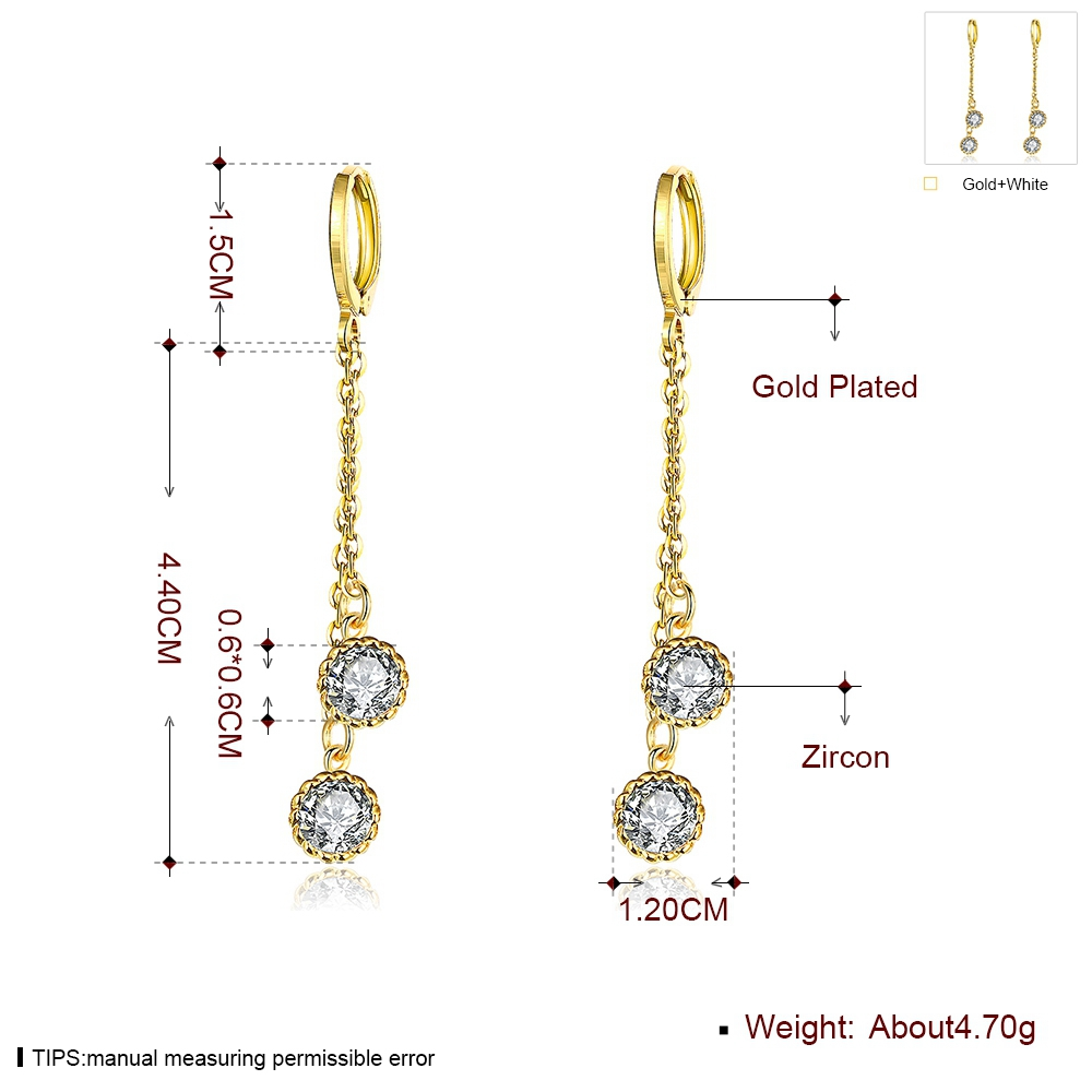 Large Indian Style Long Chain Big Antigue Gold Jhumka Earrings Design For Women Girl With Price