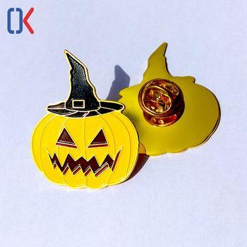Custom Colorful Funny Halloween Gift Soft Enamel Metal Lapel Pin - Buy  Metal Funny Lapel Pin,Custom Lapel Pins,Metal Lapel Pin Product on  Alibaba com