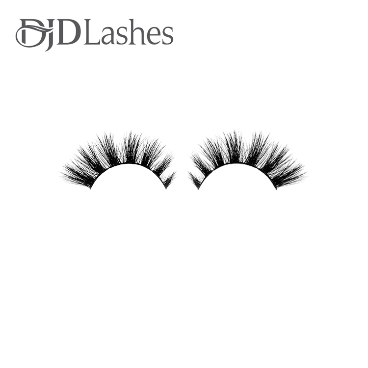 Original Factory Production 3d Eyelashes Real Mink Lashes