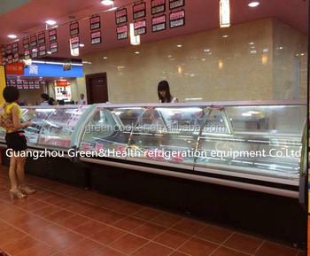 Kühlschrank Vitrine : Fleisch kühlschrank fleisch vitrine metzger kühlschrank buy