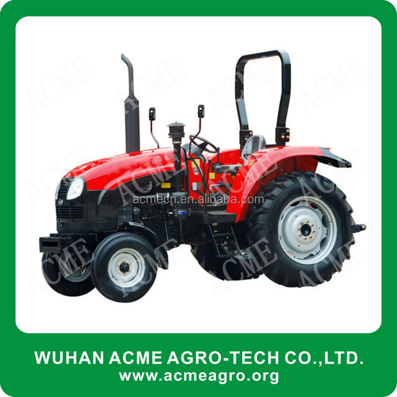 China manufacturer CE certificate four Wheel Tractor
