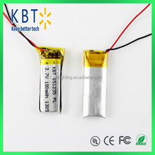 durable Polymer lithium battery polymer lithium battery digatial camera polymer battery