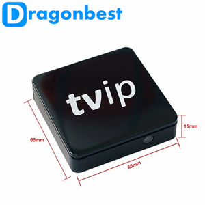 2018 high quality TVIP S805 1G8G dual OS TV box tvip 412 Quad core 1g 8g android stb With Bottom Price Android 6.0 media player