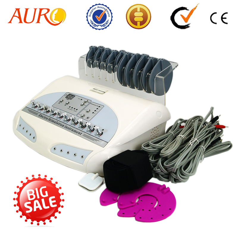 TM: Au-61B Hot Sale 6 in 1 Body Slimming Cavitation Vacuum RF Machine