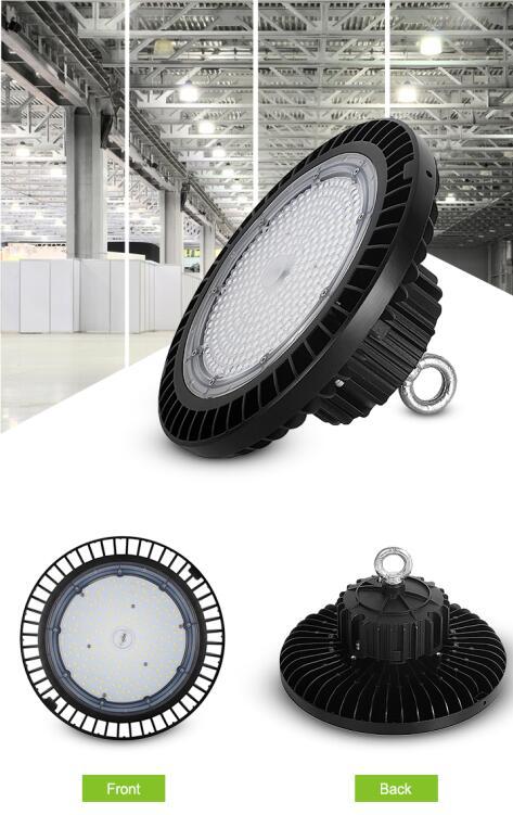 Globale più Prezzo Competitivo 100 w a 500 w UFO highb industriale baia retrofit dispositivo della lampada UFO LED Ad Alta Bay luce