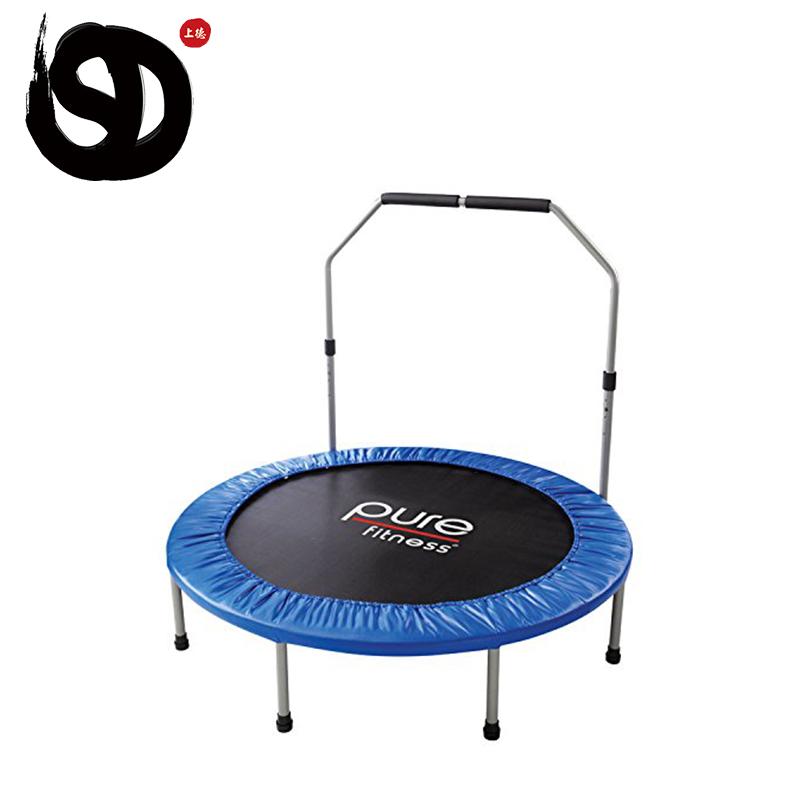 Superior 40Inch Chất Lượng Tốt Nhất Mini Jumpsport Thể Dục Trampoline Với Xử Lý