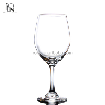 Thick Glass Wine Cup For Banquet And Wedding Buy Glass