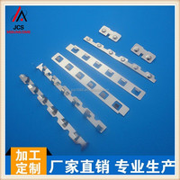 metal stamping part heatsink with rivet China 2014