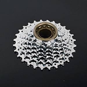 MTB Bike 7 Speed Bicycle Flywheel 13T-28T Rear Wheel Cycling Freewheels