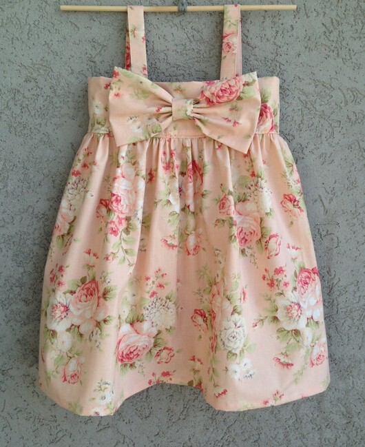 Vestidos de bebe de verano