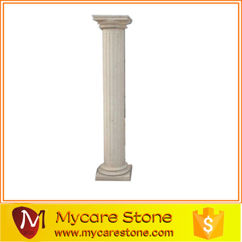 customized different types roman marble pillars and columns