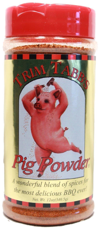 Trim Tabb's Pig Powder Rub (Small), Salmon Rub, Pork Rub, Rib Rub, Brisket Rub, Dry Rub, BBQ Rub, Spices and Rubs, Dry Rub Ribs, BBQ Rubs and Spices, Barbecue Rubs, Barbecue Sauces and Rubs, Steak Rub, Dry Rub for Ribs, Pork Butt Rub, Pork Rib Rub, Beef Rub, Grilling Rubs, Grill Rubs, BBQ Chicken