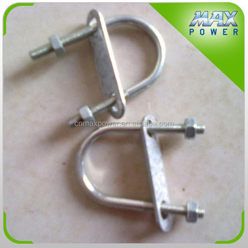 U Type Clamp Pipe For Greenhouse Structure Pipe Fitting Buy