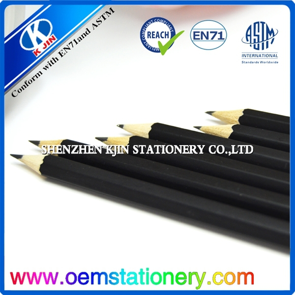 On top of sharpening 2 H pencil/ OEM logo pencil/wood pencil