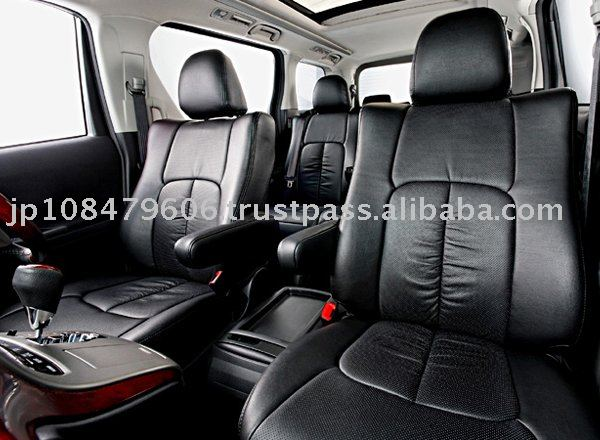 Clazzio Car Seat Cover Toyota Ipsum-b