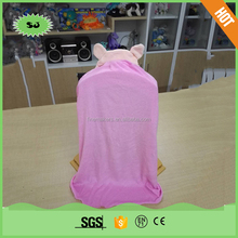Most popular pet printed washing towel , dog pet cooling hooded towel