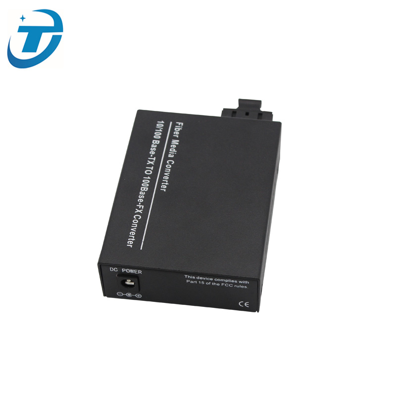 Telecommunication Equipment 10g Fiber Media Converter Price from China