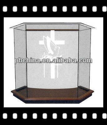Rd-575 Hot Sell Acrylic Desktop Lectern;church Pedestal Lectern ...