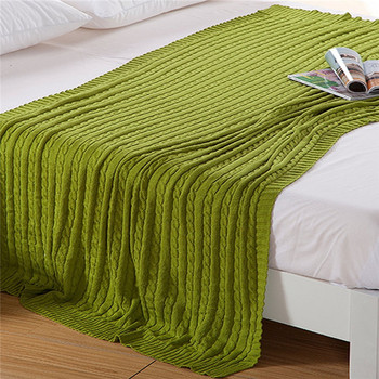 Decorative Throw Blanket Sofa Couch Chenille Throw Blanket Buy