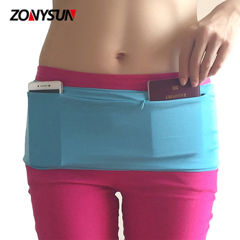 Factory Custom High Quality Fanny Pack Waist Belt For Ladies And Men