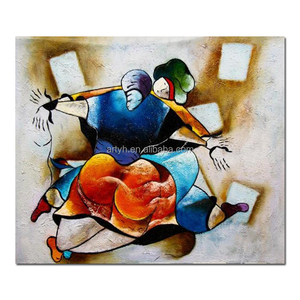 Handmade Modern Abstract Paintings Picasso