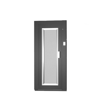Dependable performance popular design aluminium accessories for elevator and manual door China
