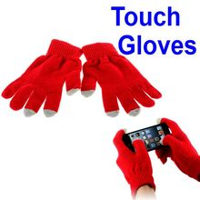 Accessories gadgets Winter Touch screen gloves, wool hand gloves, Magic Smart Screen Touch Knitted Gloves
