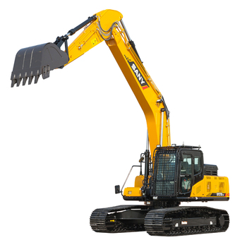 SANY SY215 20 t Tree Planting Digging Machines Hole Digger Excavator for Sale in Malaysia