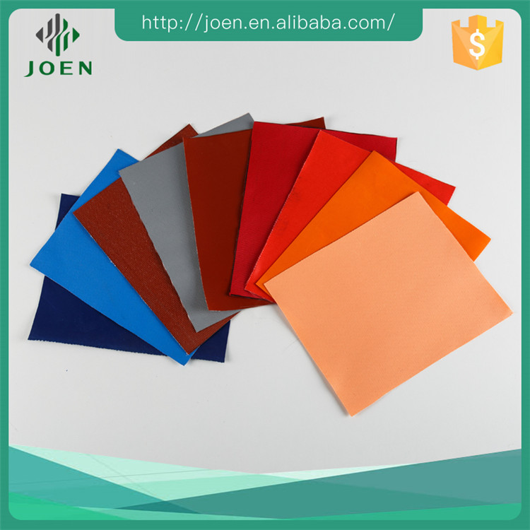 thermal insulation silicone rubber coating fiberglass fabric for fire blanket