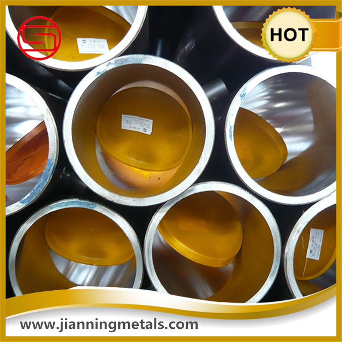 H8 Tolerance Ra0.4 carbon seamless honed tube for Pneumatic Cylinder