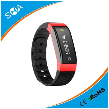 Hot Selling Smart Watch High Quality Silicone Belt Smart Watch Made In China