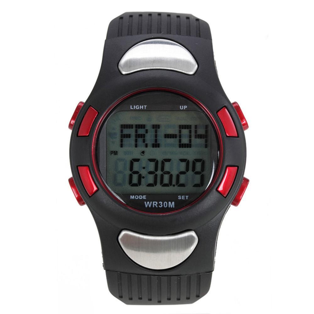 Best Seller Unisex Waterproof Fitness Heart Rate Monitor Sport Watch