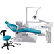 OSA-4C Symple Dental Chair with Good Price with basic function of the chair //Dental Handpiece //