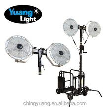 Construction LED tower light heavy duty lighting equipment for construction