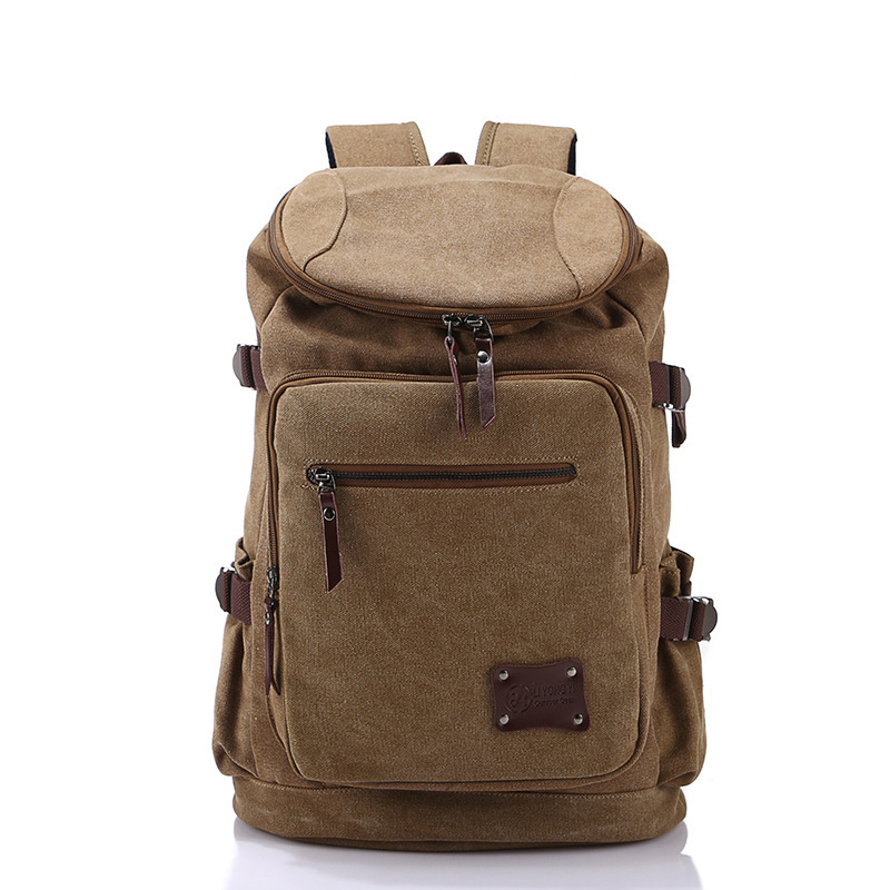 Hot sale 2015 High Quality Multifunction Barrel big totes Sports Bag Casual Travel Men fashion casual canvas leather Backpacks