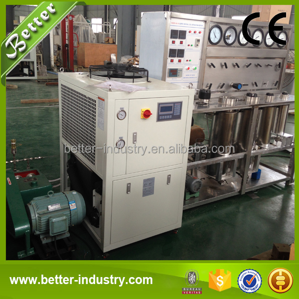 Supercritical Co2 Extraction Machine For CBD Extraction
