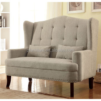 Schon Amerika Stil Möbel Romantische Außenverteidiger Tufted Stuhl