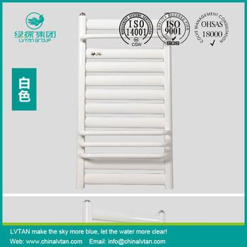 Flat Tube Stainless Steel Bathroom Radiator And Vertical Towel Radiator  Brackets