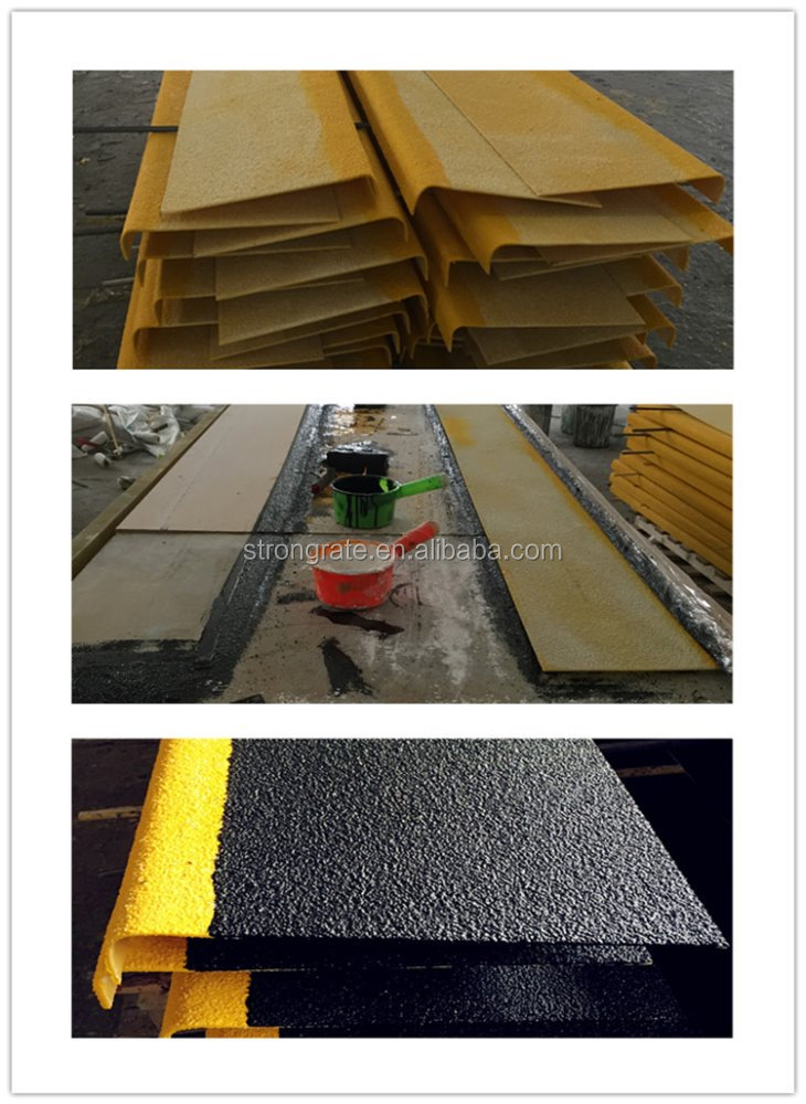 Anti-slip Treatments Grp Stair Treads