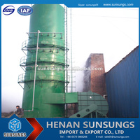 High Efficiency Flue Gas Desulfurization Gas Disposal Absorption ...