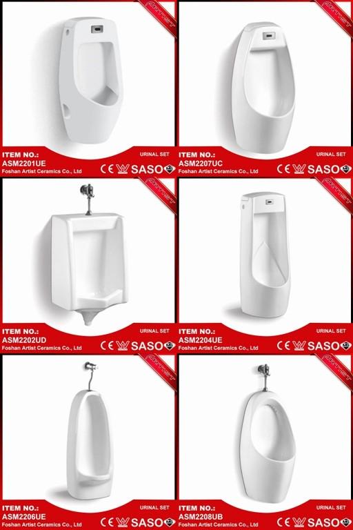 China Suppliers Cheap Price Motion Sensor Urinal Toilet Bowl