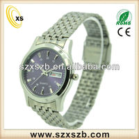 Creative design hot sale metal watch japan movt china manufacturer
