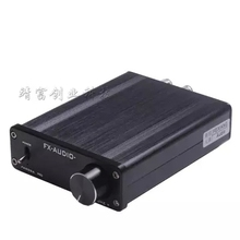 FX-Audio FX-502A HiFi 2.0 home audio speaker high power digital amplifier 50W+50W than TA2024 TA2021