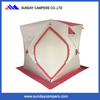 Hub ice fishing shelter cold weather tents for Russia market wholesale
