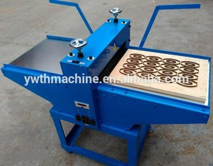 37cm Electric Card Paper Sheeting Diecutting Machine With Table