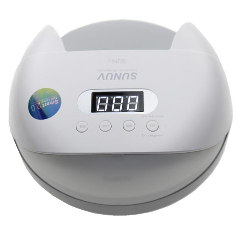 Doppel Led Trockner Lagerung Quelle Speicher Mit Smart Sensoramp; Buy Watt Licht Lampe 48 Batterie Timer Power Und Nagel Uv Sun7 Sunuv W29IYEHD