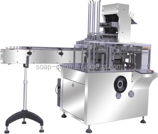 cellophane wrapping machine , soap machine
