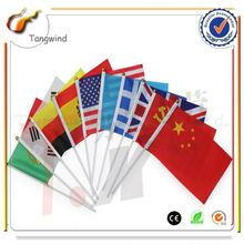 High end super quality decorative small country flag